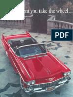 Cadillac 1958 Brochure