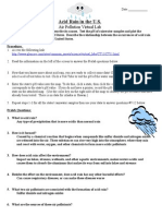 acid rain virtual lab worksheet autosaved