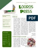 Louros Press Dezembro 2014