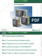 5 Izm Communication With Profibus Dp