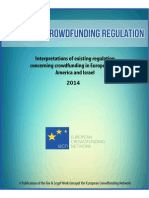 ECN Review of Crowdfunding Regulation 2014