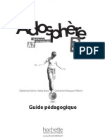 Adosphére 2. Guide Pedagogique