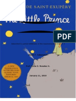 """book review . """"The Little Prince"""""""