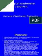 Waste Water Characteristics