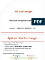 heat exchanger - heat transfer.ppt