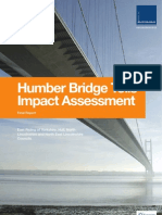 Humber Bridge Tolls Impact Assessment