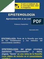 Epistemologia Concepto II