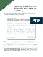 Reguladores de tension en Distribucion
