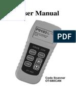 OT680-Usermanual