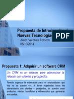 Caso Proceso de Negocio de Software