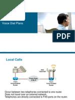 05.- Voice Dial Plans