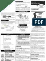 Manual CD5000