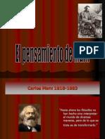 Carl Marx y su influencia