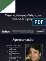Curso de Pydjango - Python e Django
