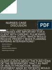 Nurses Case Discussion