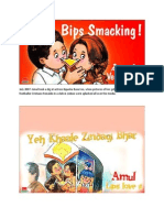 Amul Ad Collection 2011 2012