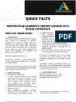 ADEADV1015 - Quick Facts & T&C - Motorcycle Learner%27s Permit[1]