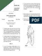 13154S15 - Engineering Graphics Pre Sem