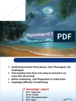 11a. Physiology and Pathology of Swallowing