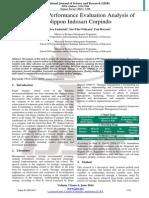 Strategy and Performance Evaluation Analysis of PT Nippon Indosari Corpindo