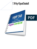 CLAT 50 Questions GyanCentral V2 E-book