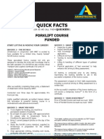 ADEADV1036 - Quick Facts & T&C - Forklift[1]