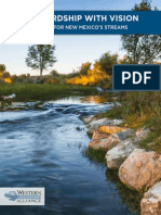 Western Landowners Alliance Stream Stewardship