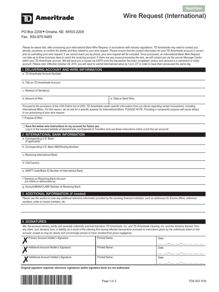 TDA922 | Financial Services | Banking