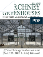 Merchney Greenhouses 2015 Catalog