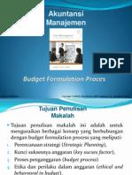 PPT Budget Formulation Process.ppt