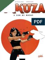 Yakuza V3 #3 (of 3) (2001)