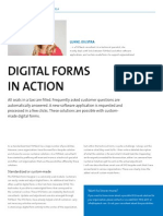 Digital forms in action
