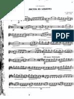 Glazunov - Albumblatt for trumpet