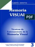 Memoria Visual Clase 3 - 2010