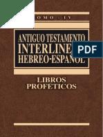 A.T. INTERLINEAL HEBREO-ESPAÑOL Vol. IV.pdf