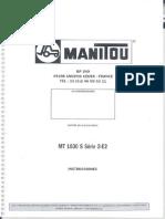 Manitou MLT845 Mercedes Benz 647182EN_Group 80 (Electricity) | Power