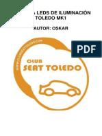 Cambio a Leds de Iluminación Toledo Mk1