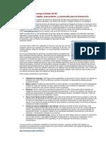 LEAP-2014 Sistema Climático y Energía Modelado Del SEI