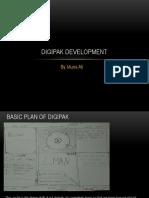 Digipak developent(Muna Ali)