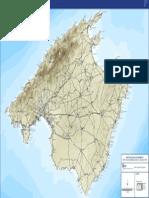 Mapa Carreteres Aforaments 2012
