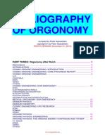 Bibliography of Orgonomy - Orgone