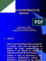Miguel Nodar Riesgo Evaluación Mat.