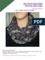 Pattern Cowl-Angele Crochet