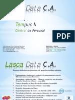 Presentacion Tempus II Lasca Data 201407-B