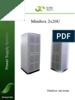 Minibox 2x20U