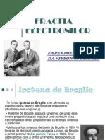 Difractia electronilor-realizat de Danila Raluca si Iacob Alexandra.ppt