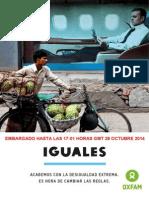 Reporte Completo IGUALES Octubre 2014
