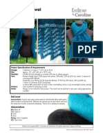 029 Peacock Jewel Mohair Wrap Rev A