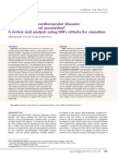 Cardiovasculer and Pd