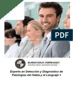 Deteccion Diagnostico Patologias Habla Logopedia Escolar